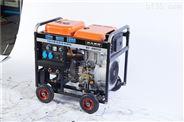 柴油250a發電電焊機