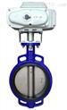 D971X電動對夾式軟密封蝶閥