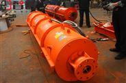自平衡矿用潜水泵无轴向力