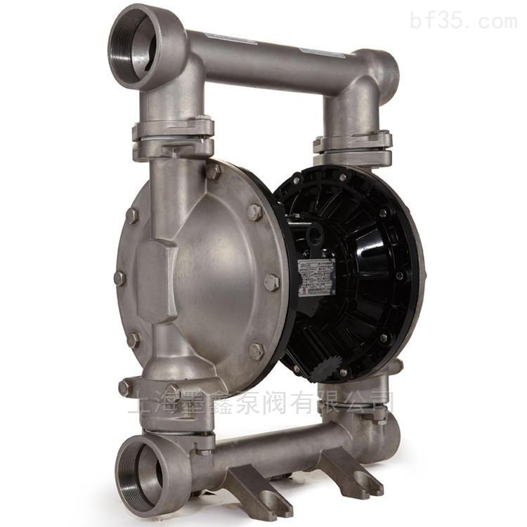 不死机的隔膜气动泵