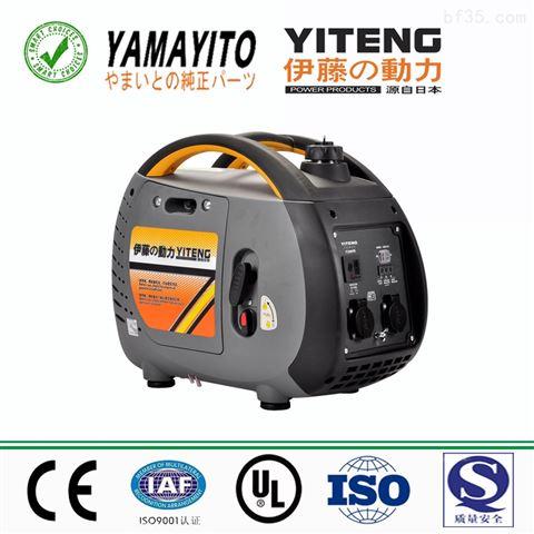 YT1000TM伊藤静音发电机1KW小型便携式