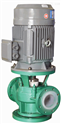 KGF系列衬氟管道离心泵