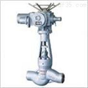 J960Y電動高壓截止閥