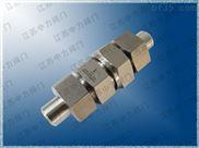 H21X高壓不銹鋼焊接止回閥