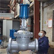 三明市 Z641H DN200 氣動大口徑法蘭閘閥