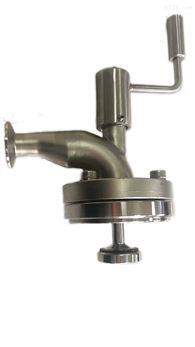 卫生级不锈钢气动薄膜调节阀