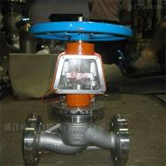JY41W 氧气专用截止阀 DN50 不锈钢材质