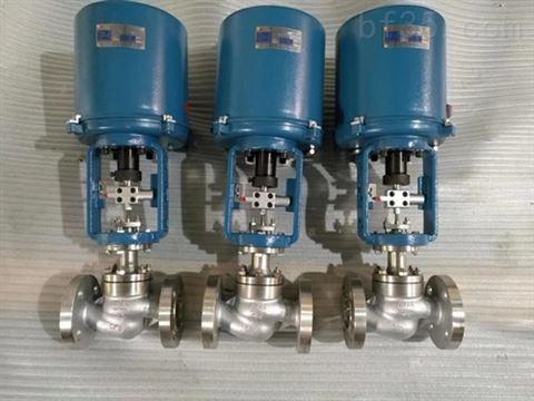 精小型 ZDLP-16C DN200電動單座調節閥