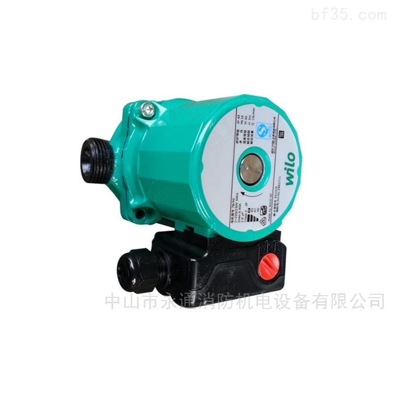 采暖系统循环泵可调速屏蔽泵