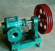 CB齒輪泵高粘度泵常見故障及處理