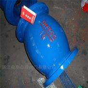 温州厂家直销 铸钢消声止回阀 HC41X