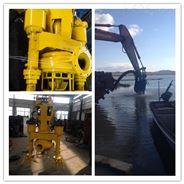 污泥清理設備挖機液壓清淤泵