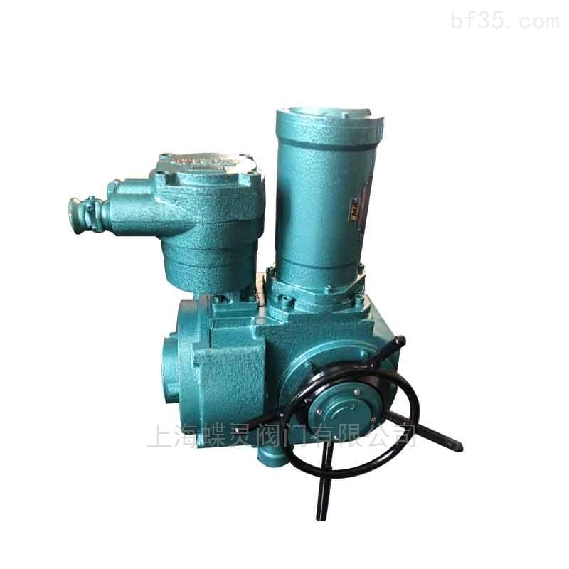 煤礦專用隔爆ZB礦用660V煤安閥門電動裝置