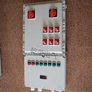 鋼廠烤包器防爆配電箱