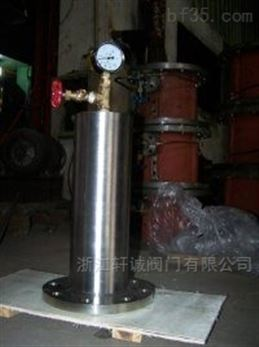 ZYA-9000水锤吸纳器