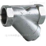 Y型單向閥,不銹鋼止回閥螺紋逆止閥