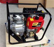 上海翰絲4寸柴油機污水泵
