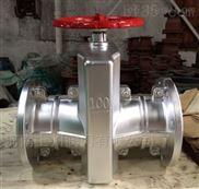鑄鐵、鋁合金管夾閥