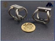 西安宏安电子仪器用-GR4-6.7D-A减震隔振器