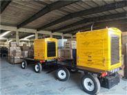 8寸柴油動力自吸排污水泵型號HSDP8-MF