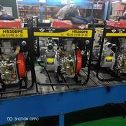 風冷柴油抽水機水泵