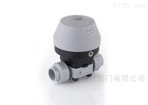 原装进口FIP气动隔膜阀 DKM/CP材质