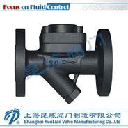 鑄鋼法蘭膜盒式蒸汽疏水閥