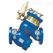 過濾活塞式可調式減壓閥
