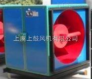 HTFC低噪聲消防通風兩用柜式離心風機
