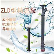 4寸軸流水泵浸入式長軸泵