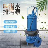 10HP農用潛水泵2寸排污泵