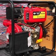 小型柴油高压泵,2寸便携式柴油消防泵