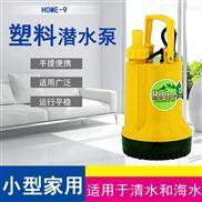 110V潜水泵洗手盆排水鱼池循环水泵
