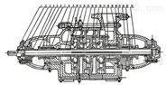 浙江成泉DF型多級耐腐蝕離心泵