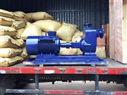 高壓污水泵無堵塞排污泵直聯式自吸泵