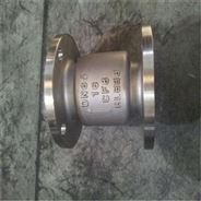 油水管道专用自力式止回阀  绵阳阀门经销商
