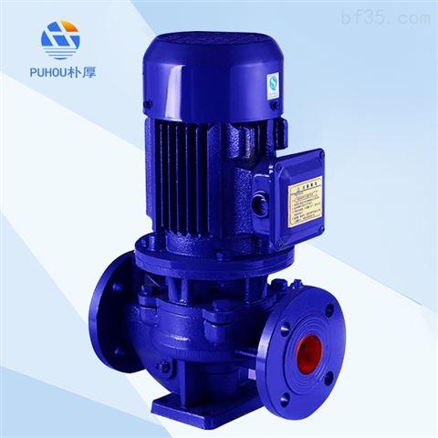 厂家直销ISG立式管道离心泵