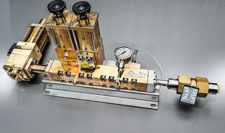 M-TECH阀门MPG 12及充气系统