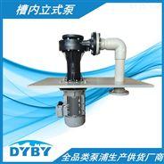 槽内立式泵 耐酸碱抗腐蚀 在线选型定制