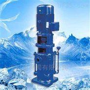 州泉 40DL(DLR)6-12型立式多级(热水)离心泵