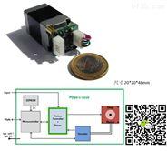 小体积步进一体电机RS485带编码器