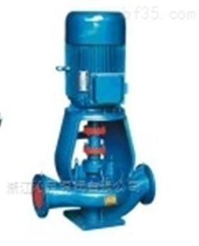 沁泉 ISGB型便拆式管道离心泵