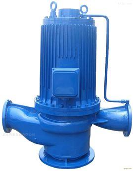 州泉 PBG立式屏蔽式管道离心泵