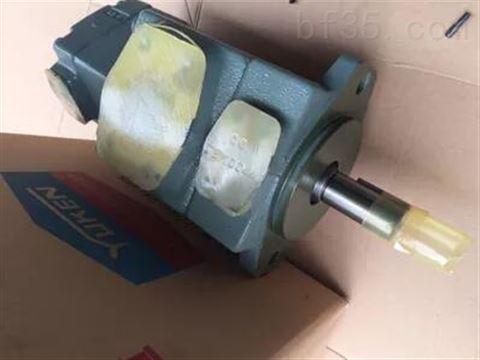日本濾油器YUKEN油研雙聯葉片泵