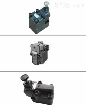 直动式溢流阀日本YUKEN油研原装充液阀