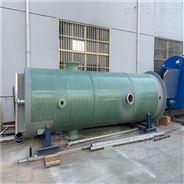 河道修復地埋式一體化污水提升泵站廠家