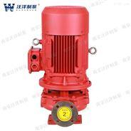 管道式消防泵