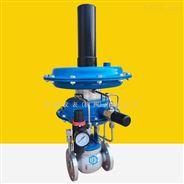 自力式指揮器型供氮閥