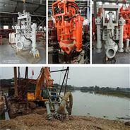 挖掘机液压渣浆泵 抽大颗粒杂质